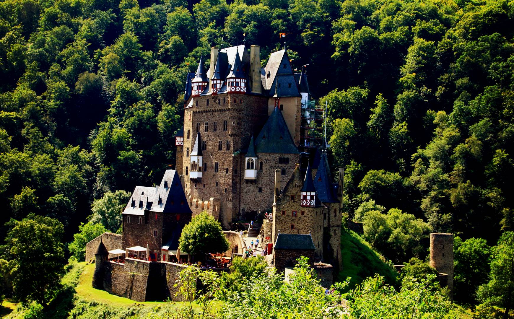 Holland Trip Photo Diary: Day 3 - Moselle (Mosel)