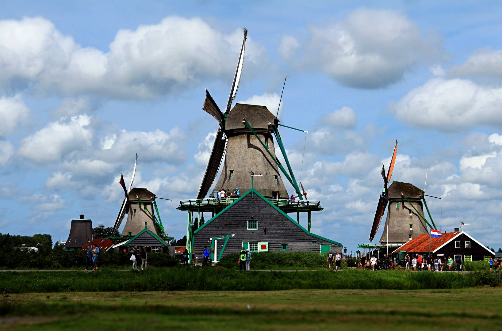 Holland Trip Photo Diary: Day 5 - Zaanse Schans