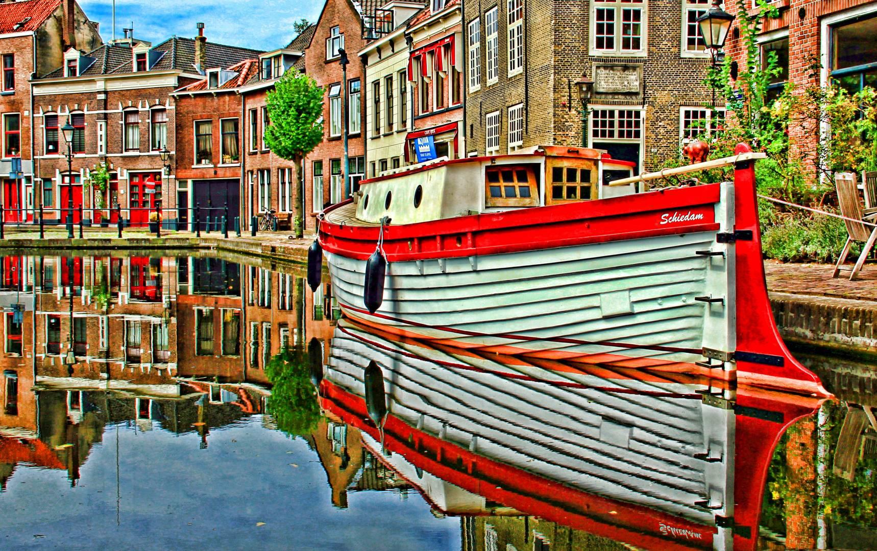 Holland Trip Photo Diary: Day 10 - Schiedam