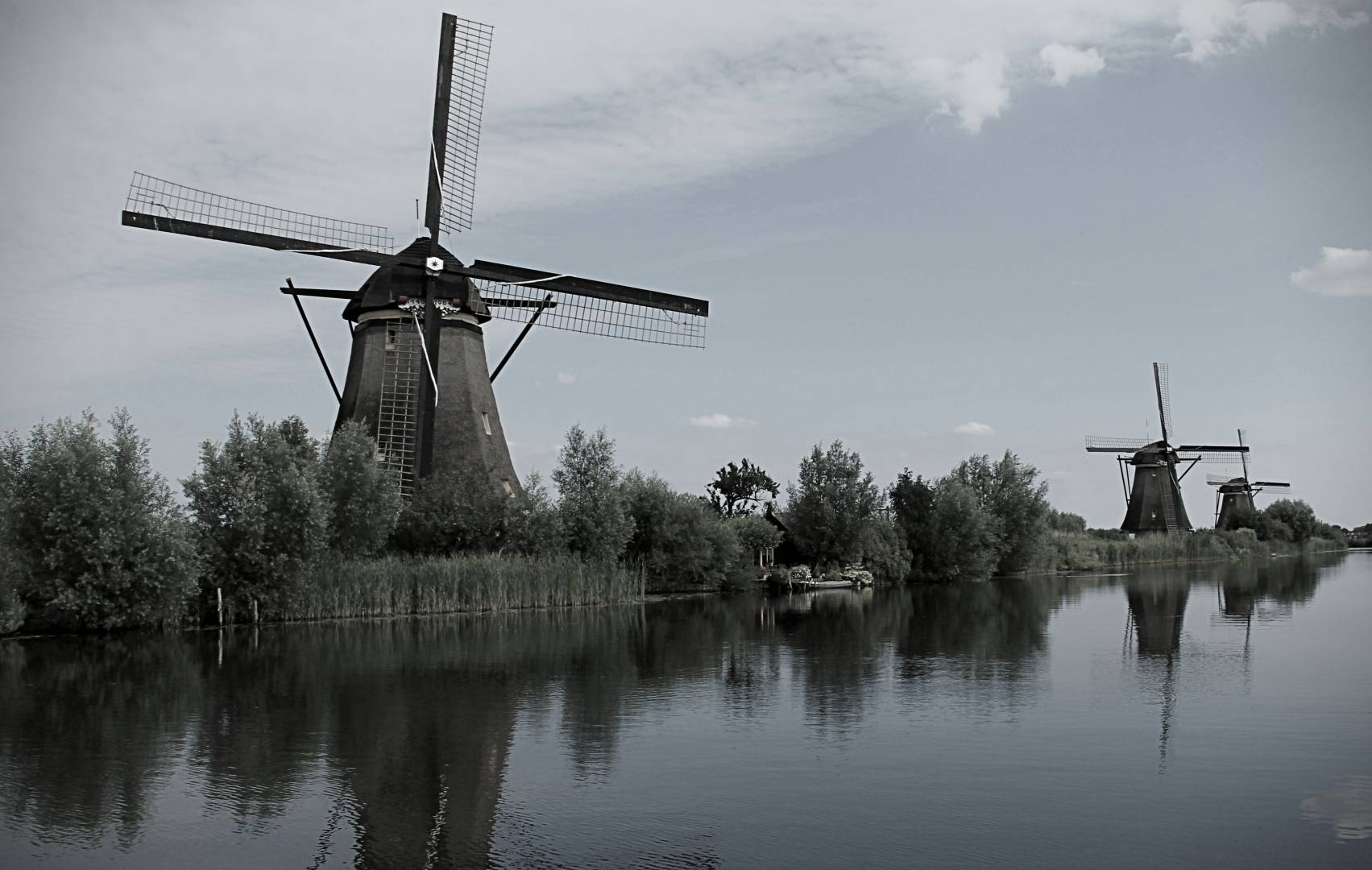 Holland Trip Photo Diary: Day 11 - Kinderdijk