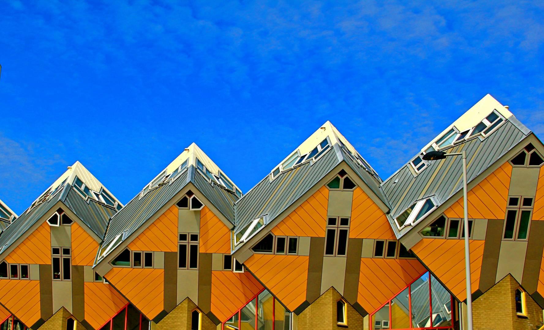 Holland Trip Photo Diary: Day 12 - Rotterdam